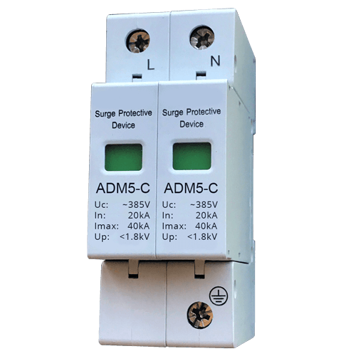 Overcharge protection AC 385V 40kA